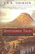 Unfinished Tales of Numenor and Middle-earth by J.R.R. Tolkien cover image