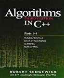 Algorithms in C++, Parts 1-4: Fundamentals, Data Structure, Sorting, Searching (3rd Edition)