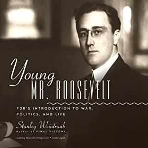 Young Mr. Roosevelt Audiobook