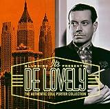 echange, troc Cole Porter - It's De Lovely: Authentic Cole Porter Collection