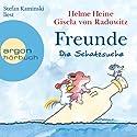 Freunde: Die Schatzsuche Hörbuch von Helme Heine, Gisela von Radowitz Gesprochen von: Stefan Kaminski