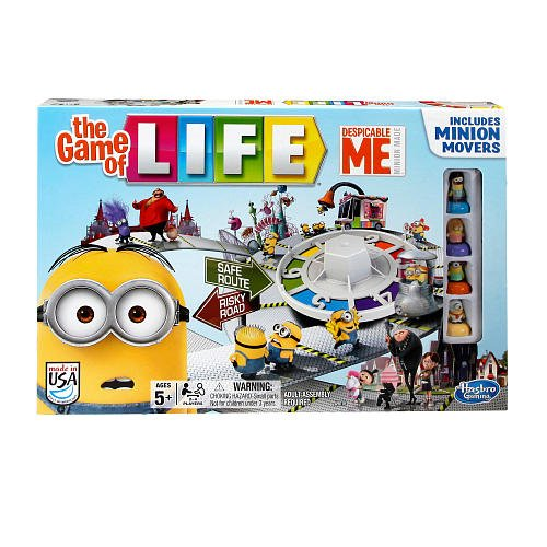 Despicable-Me-Minion-The-Game-of-Life-Game