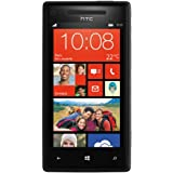 Comparer HTC WINDOWS PHONE8X NOIR 16GO
