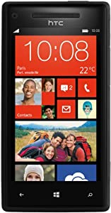 HTC Windows Phone 8X Smartphone Windows 8 Wifi Bluetooth Noir
