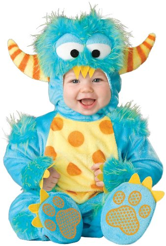 In Character Costumes - Lil Monster Infant / Toddler Costume - 18 Months/2T