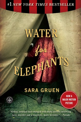 $1.99 is the BEST PRICE EVER on the bestselling book that became a major motion picture Water for Elephants: A Novel By Sara Gruen