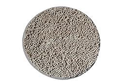 Fangfei Non-slip Microfiber Bath Mat Bathroom Mats Shower Rugs Round Style, Diameter 20\