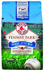 Scotts 17368 Fenway Park Grass Seed Mix 7-Pound Bag (Discontinued by Manufacturer)