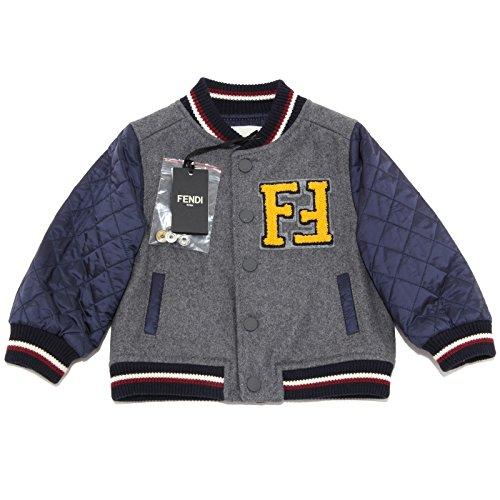 0992l-giubbotto-bomber-bimbo-fendi-lana-cachemire-giacche-jackets-kids-9-months