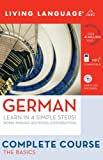 Complete German: The Basics (Book and CD Set): Includes Coursebook, 4 Audio CDs, and Learners Dictionary (Complete Basic Courses)