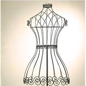 Wire dressmakers dummy new bust mannequin manikin torso