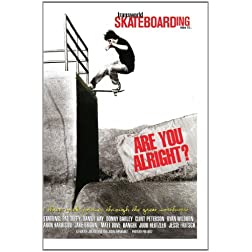 Transworld SKATEboarding's: Are You Alright?