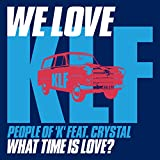 What Time Is Love? (Club Mix) (Feat. Crystal)