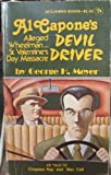 img - for al capone's devil driver book / textbook / text book