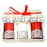 "Starry Night 2""x3"" Box Set Candles"