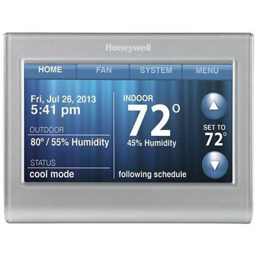 Honeywell RTH9580WF Wi-Fi Smart Thermostat, Control from any