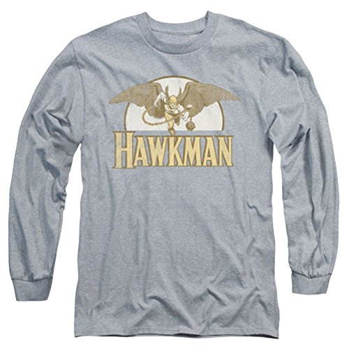 Hawkman Fly By Long Sleeve T-Shirt
