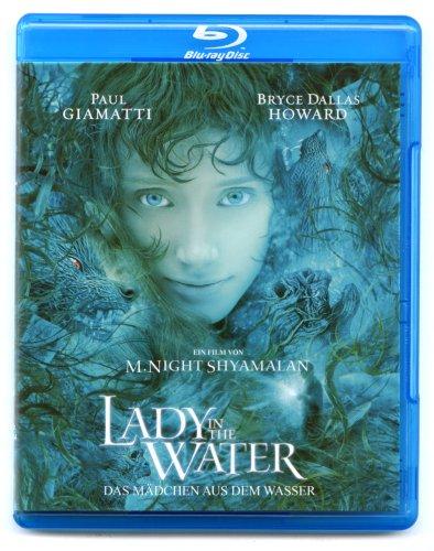 Lady in the Water - Das Mädchen aus dem Wasser [Blu-ray]