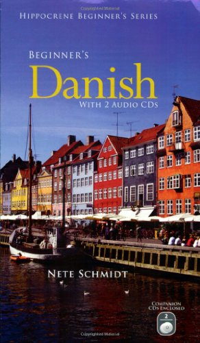 Beginner's Danish with 2 Audio CDs (Danish Edition)