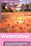 img - for Watercolour (Collins Need to Know?) book / textbook / text book