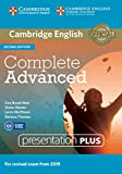 img - for Complete Advanced Presentation Plus DVD-ROM book / textbook / text book