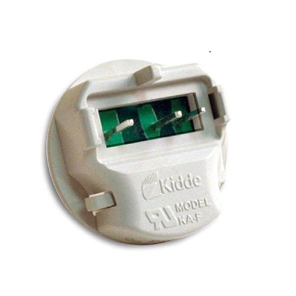 Kidde KA-F Smoke Detector Quick Convert Adapter from Firex to Kidde (900-0149) (Tamaño: 1 Pack)