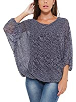 She's secret Blusa (Azul)