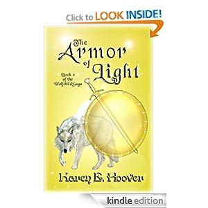 The Armor of Light (The Wolfchild Saga)