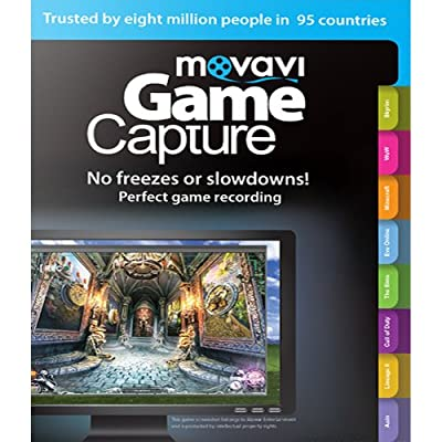 Movavi Game Capture 4.0 Personal Edition [Download]