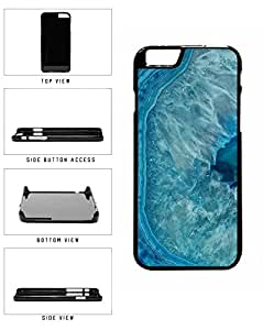 Agate Stone Blue iPhone 6 / 6S (4.7) Hard Case Back Cover