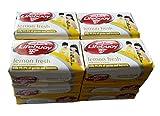 Lifebuoy Antibacterial Soap, Kills 99.9% of germs and bacteria, 115g (Lemon Fresh)