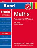 Andrew Baines New Bond Assessment Papers Maths 8-9 Years