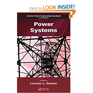 Power Systems  by Leonard L. Grigsby