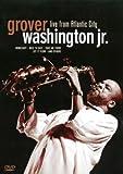 echange, troc Grover Washington Junior - Live From Atlantic City [Import anglais]