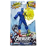 Stealth Tech Armor Iron Man Avengers Mighty Battlers 6 Inch Action Figure