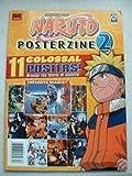 Shonen Jump Naruto Posterzine 2 (11 Colossal Posters)