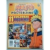 NARUTO POSTERZINE 2 (11 COLOSSAL POSTERS)