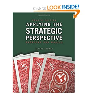 Downloads Applying the Strategic Perspective: Problems and Models Workbook (Principles of International Politics)