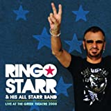 Live at the Greek Theatre 2008 [CD, Import] / Ringo Starr & His All Starr Band (CD - 2010)