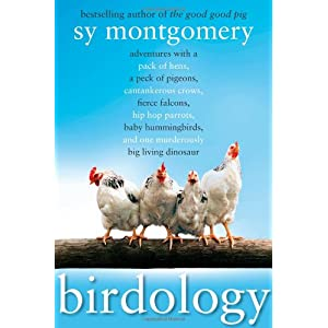 Birdology: Adventures with a Pack of Hens, a Peck of Pigeons, Cantankerous Crows, Fierce Falcons, Hip Hop Parrots, Baby Hummingbirds, and One Murderou