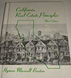 img - for California real estate principles book / textbook / text book