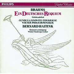 """Brahms: Ein deutsches Requiem, Op.45 - 5. """"Ihr habt nun Traurigkeit"""""""