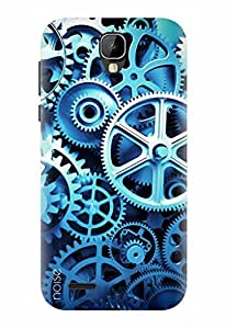 Noise Designer Printed Case / Cover for Intex Cloud Crystal 2.5D / Nature / Tropical Paradise Design