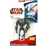 Super Battle Droid Heavy Assault CW11 Star Wars Clone Wars Action Figure