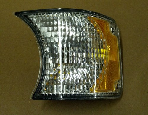 2007 Volvo VN780 Side Roof mount spotlight Driver side WITH install kit 6 inch LED -Chrome