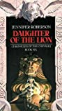 Daughter Of The Lion (0552131237) by Roberson, Jennifer