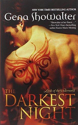 The Darkest Night (Hqn)