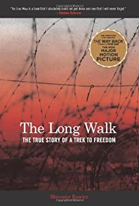 "Cover of ""The Long Walk: The True Story o..."
