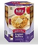 Katz Gluten Free - English Muffins (8.5 Oz)