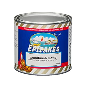Epifanes Wood Finish Matte by Epifanes
